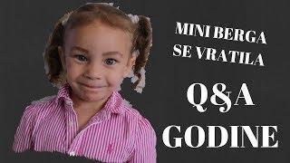 MINI BERGA SE VRATILA // BergaVideo