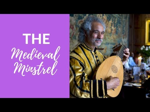 The Medieval Minstrel Video