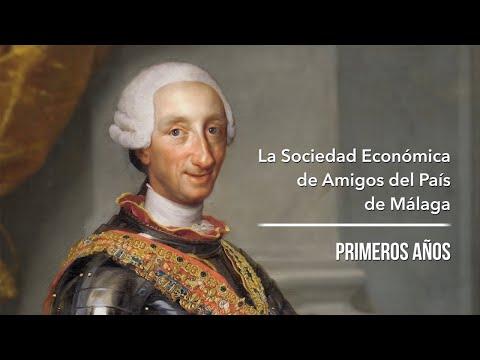 Los primeros años de la Sociedad Económica de Amigos del País de Málaga
