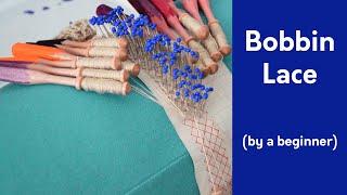 Bobbin Lace By A Beginner