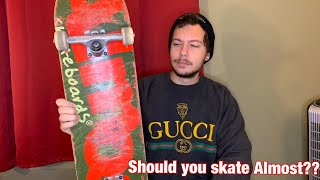 Almost Skateboard Review