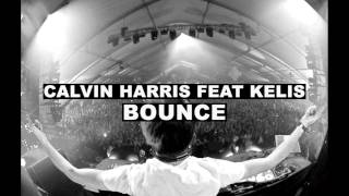 Bounce - Calvin Harris (Video)