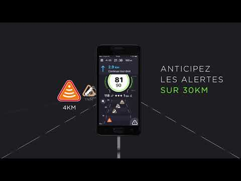 coyote alerts gps traffic android app on appbrain. Black Bedroom Furniture Sets. Home Design Ideas