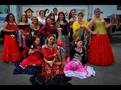 A dança cigana, de Ribeirão Pires para outras paragens