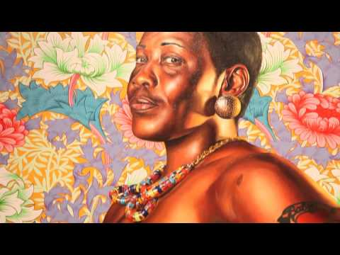 Kehinde Wiley on the World Stage in London