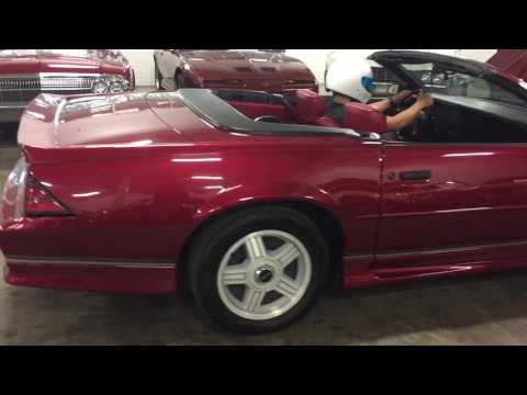 Video of '91 Camaro Z28 - LTPI