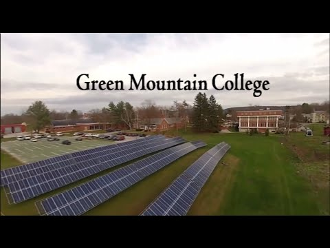 Green Mountain College - video