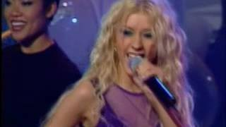 Christina Aguilera - When you put your hands on me (Live @ MuchMusic) (2000)