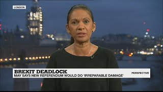 Gina Miller on Brexit: