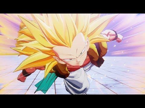 Dragon Ball Z Kakarot - SSJ3 Gotenks, Vegito, Buu Saga Gameplay HD Screenshots!