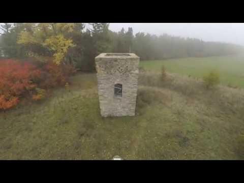 Diese Drohne entdeckt in Bienstädt ein Wunder der Natur