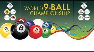 9 Ball  1/2 Final : Lin Wu Kun Vs Carlo Biado