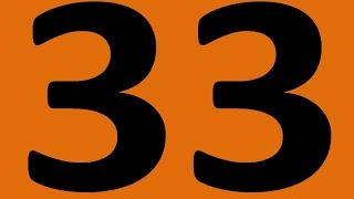 АНГЛИЙСКИЙ ЯЗЫК ДО АВТОМАТИЗМА - УРОК 33 ГРАММАТИКА УРОКИ АНГЛИЙСКОГО ЯЗЫКА