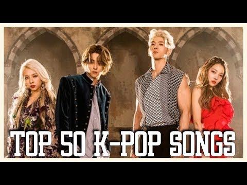TOP 50 K-POP SONGS CHART - APRIL 2019 (WEEK 1)