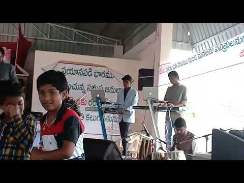 Idhi Dhevuni Nirnayamu | Sammy Paul | Marriage song|telugu christian wedding song
