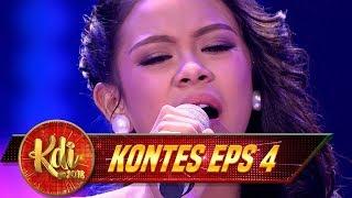 Bagus Banget! Amel dari Cianjur Membawakan Lagu [SI KECIL] - Kontes KDI Eps 4 (9/8)