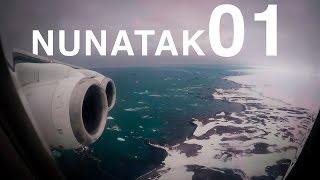 Landing in Antarctica | NUNATAK 01