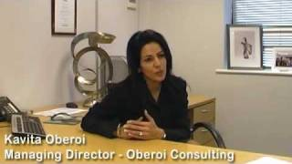 Interview with Kavita Oberoi - Founder and MD