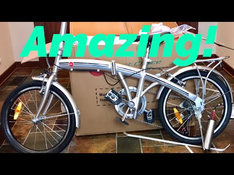 Best Choice Products Shimano 6 Speed Folding Bike w 20″ wheels review
