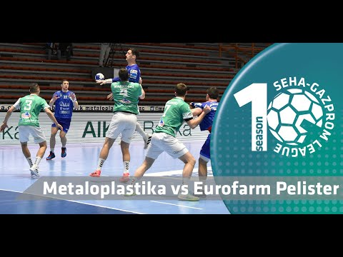 Really nice win for the Eurofarm Pelister! I Metaloplastika vs Eurofarm Pelister l Match highlights