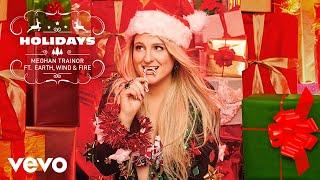 Kadr z teledysku Holidays tekst piosenki Meghan Trainor ft. Earth, Wind & Fire