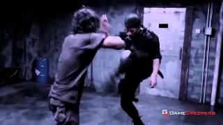 The Raid - Best Mixed Martial Arts Fight Scene