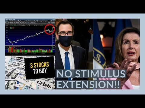THE STOCK MARKET IS GOING TO GO CRAZY THIS WEEK! – My Watchlist   STOCKS TO BUY NOW – STIMULUS TALKS