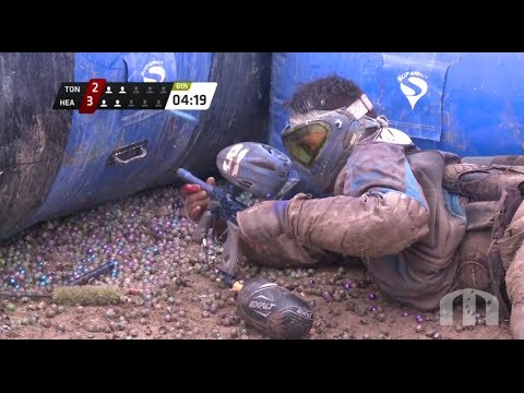 Best professional paintball game of 2013? Houston Heat vs Ton Tons