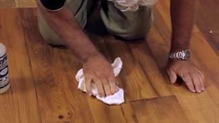 How to Repair Vinyl Floors