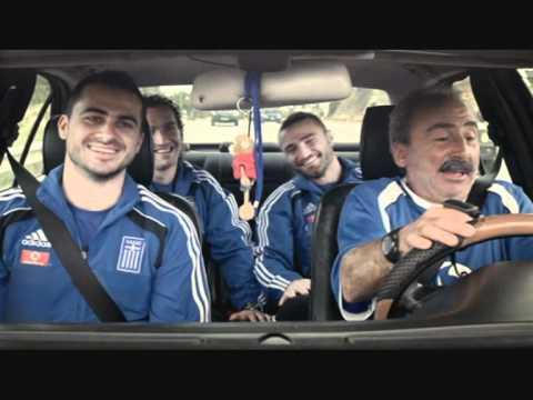 Vodafone - Ταξιτζής (Εθνική Ελλάδος)