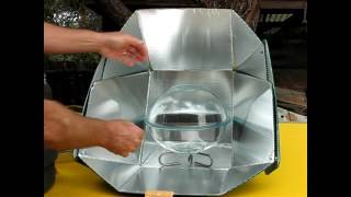 Cookware that fits the All Season Solar Cooker