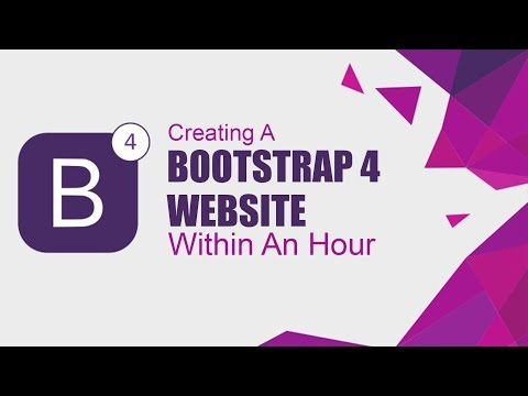 Building An Agency Website With Bootstrap 4   Eduonix