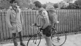 preview picture of video 'La Tribelliade: raro filmato dell'epoca. (London to Venice by bike)'