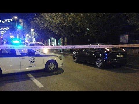 Επίθεση με χειροβομβίδα στην Γαλλική Πρεσβεία της Αθήνας