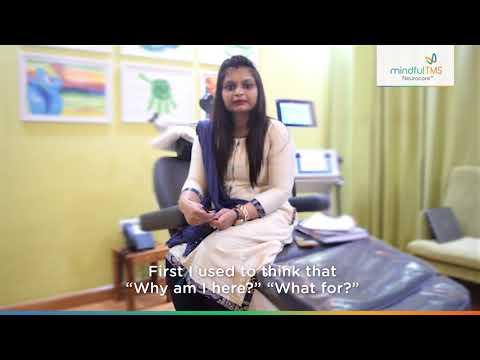 mindfulTMS Patient Testimonial - Sonia Gupta