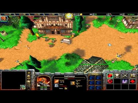 Eternal Darkness ORPG Best warcraft 3 ORPG-RPG game