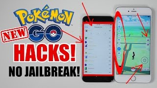 NEW Pokemon GO v1.3.1 ULTIMATE HACK! - NEW FEATURES! FAKE LOCATION, AUTO FIND LOCATION SPOOF