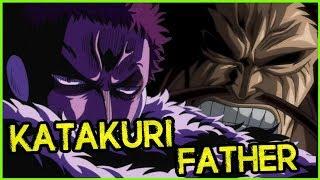 Kaido Is The Father of Katakuri? - One Piece Theory