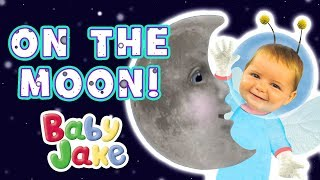 Baby Jake - On the Moon | 60+ Minutes!