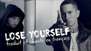 Eminem - Lose yourself (traduction en francais) COVER Frank Cotty