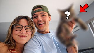 We RESCUED a *NEW* Baby ANIMAL for My FARM!!