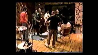 DIVIDIDOS - Grabacion de La Era de la Boludez 1993 - Dame un limón (con Santaolalla)