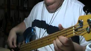 Bon Jovi Never Say Goodbye Bass Cover