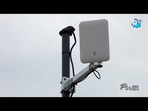 Közösségi Free Wifi hálózaton kapcsolódhatunk a világhálóhoz a város 8 pontján