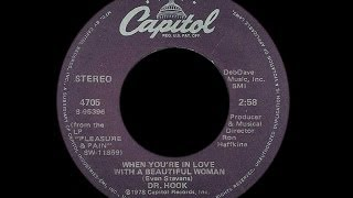 Dr Hook ~ When You're In Love With A Beautiful Woman 1979 Disco Purrfection Version