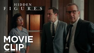 """Hidden Figures   """"You Are The Boss"""" Clip [HD]   20th Century FOX"""