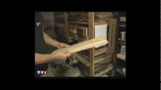 Interventions TV du luthier Pierre-Marie Châteauneuf (7LTV, TV Sud, France 3...)