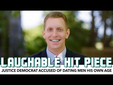 Justice Democrat Accused Of Dating Men His Own Age