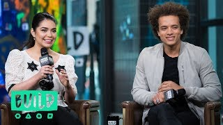 "Auli'i Cravalho & Damon J. Gillespie Discuss Their Show, ""Rise"""