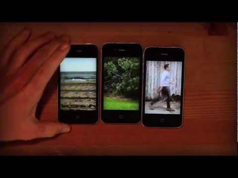 Đỉnh vãi , video nhạc với 3 Iphone